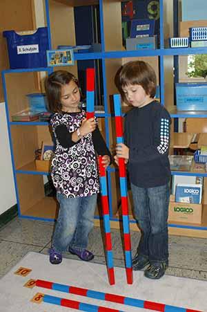 Montessori-Arbeit